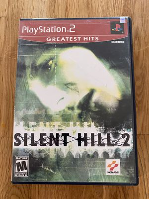 Silent Hill 2 PlayStation 2 PS2 for Sale in Redlands, CA