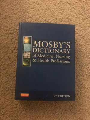 Mosbys dictionary for Sale in Anchorage, AK