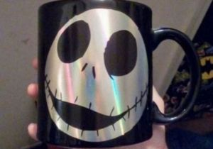 Disney Nightmare Before Christmas Shiny Jack Mug for Sale in Fresno, CA