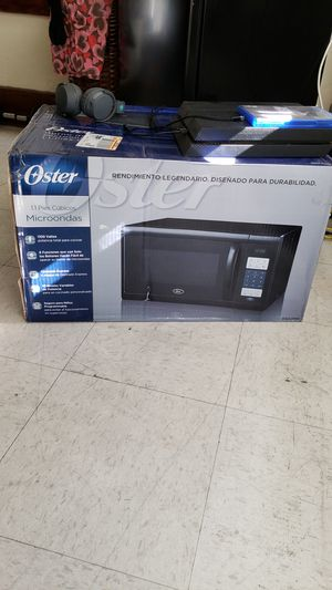 Oster microwave for Sale in Coronado, CA