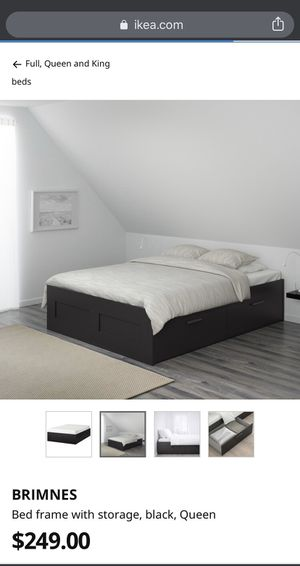 IKEA bed frame for Sale in West Palm Beach, FL