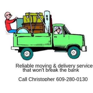 Delivery Or Mini Moves for Sale in Monroe Township, NJ