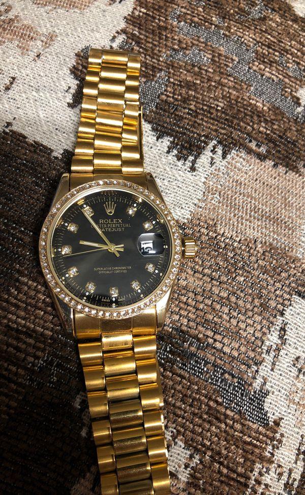Men's watch luxury