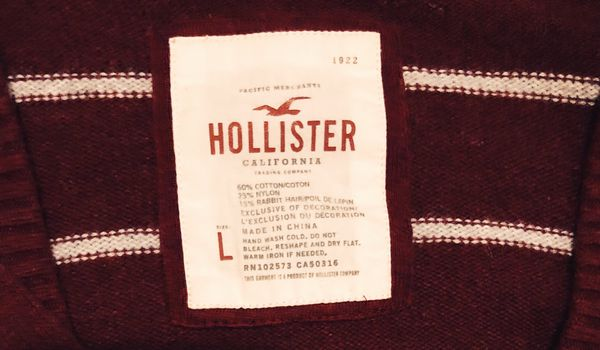 Cardigan Hollister