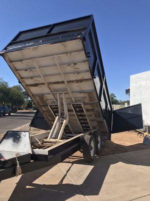 Dump trailer for Sale in Phoenix, AZ