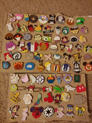 Disney pins official for Sale in Taunton, MA