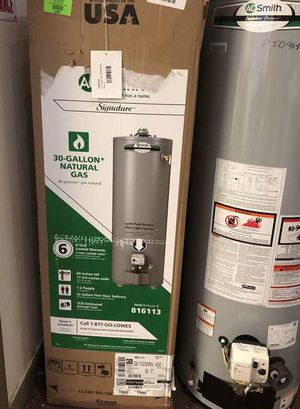 30 Gallon Water Heater 🙈✔️⚡️⏰🍂🔥😀🙈✔️⏰🍂🔥😀🙈✔️⏰⏰🍂 Liquidation!!!!!!!!!!!!!!!!!!!!!!!!!!!!!!! CL99 for Sale in Saginaw, TX