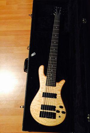 Spector legend classic 6 string bass for Sale in Miami, FL