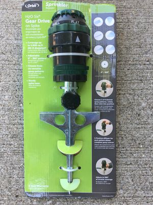 Lawn or garden 360 degree sprinkler for Sale in Columbus, OH