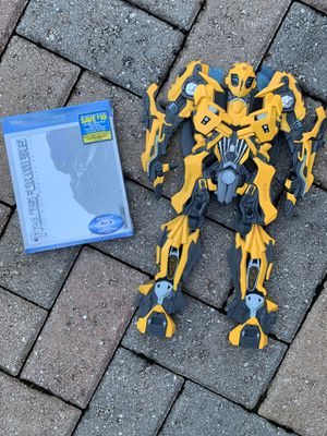Unopened blu ray transformers movie for Sale in Palm City, FL
