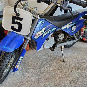 MX350 Razor Electric 24volt Dirt Bike for Sale in Commack, NY