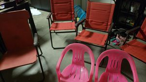 8 chairs for Sale in Fresno, CA
