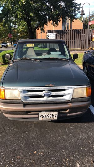Ford ranger for Sale in Gaithersburg, MD