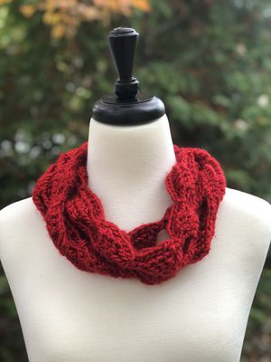 Red Butterfly Cowl for Sale in Ashburn, VA