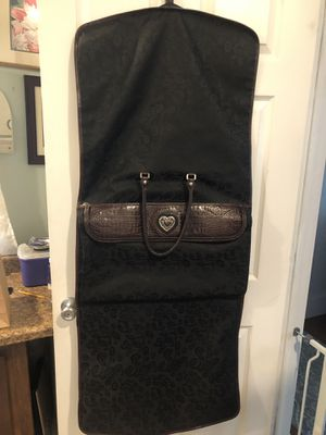 Brighton Doreen trim fold garment travel bag for Sale in Sedro-Woolley, WA