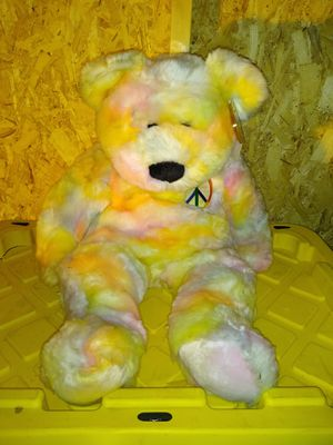 Beanie baby extra large peace 1999 for Sale in Palmdale, CA