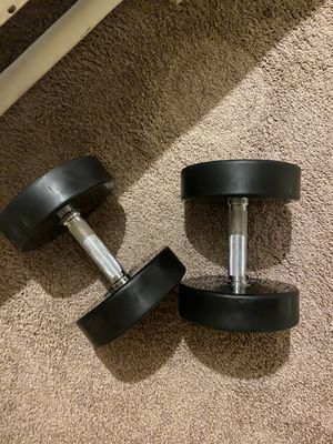 Pair of GP 45 lb weights for Sale in Chesapeake, VA