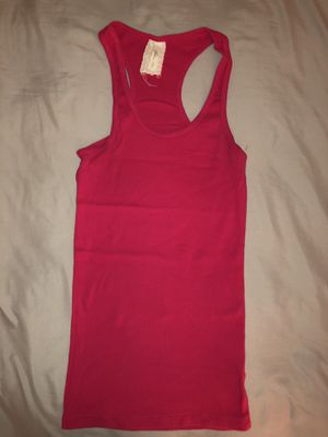 Hot pink tank top for Sale in Tracy, CA