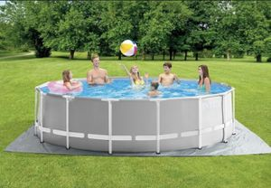 Intex 15'x 48 Inch Prism Swimming Pool Set for Sale in Snellville, GA