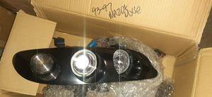 93-97 Mazda MX6 headlights for Sale in Rancho Cucamonga, CA