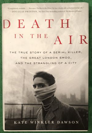NEW hardcover copy of Death in the Air for Sale in San Diego, CA