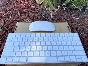 Apple wireless magic keyboard 2, Magic Mouse 2 for Sale in Sacramento, CA