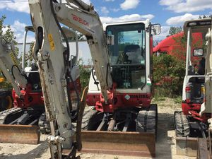 2013 Takeuchi TB235C Mini Excavator for Sale in Elk Grove Village, IL