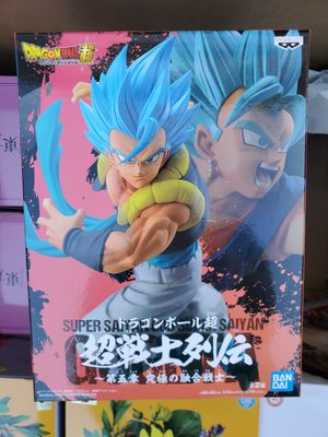 SALE Dragon ball Z GT Super Heroes Statue Dragonball for Sale in Harbor City, CA