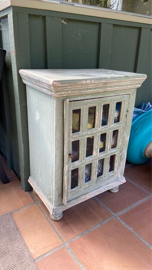 Antique weather cabinet for Sale in Oakland, CA