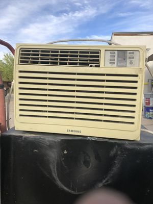 Samsung ac window unit for Sale in Las Vegas, NV