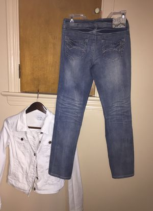 Jacket & jeans for Sale in North Royalton, OH