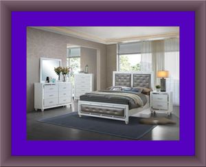 11pc Mackenzie bedroom set with mattress for Sale in Mount Rainier, MD