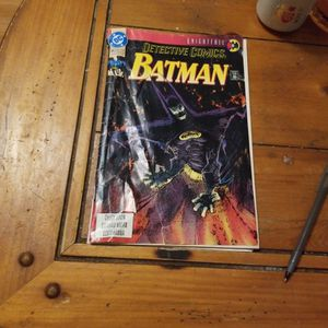 Issue #662 Published June 1993 Batman Detective Comics for Sale in Glenville, WV