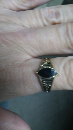 Vintage ring. NOT real gold. Size 9 for Sale in Freeland, PA