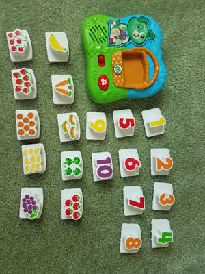 Leapfrog magnetic letters and numbers for Sale in Ellicott City, MD