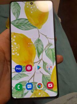 Samsung Galaxy A71 5g 128g for Sale in Wenatchee, WA