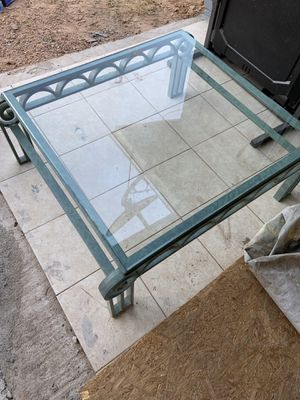 Patio table. Coffee table for Sale in Mesa, AZ