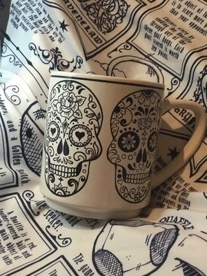 Day of the Dead Mug for Sale in Palm Harbor, FL