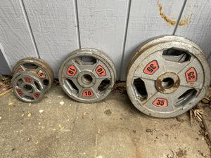 Old Weight Plates for Sale in Oakland, CA