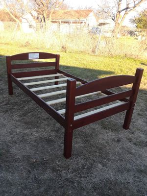 Twin Size Bed Frame, 60. for Sale in Princeton, TX