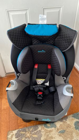 Evenflo Triumph Convertible Car Seat - Kannapolis not Gastonia for Sale in Kannapolis, NC