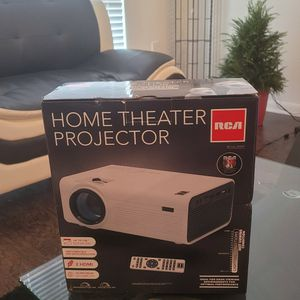 RCA HOME THEATER PROJECTOR for Sale in Plano, TX