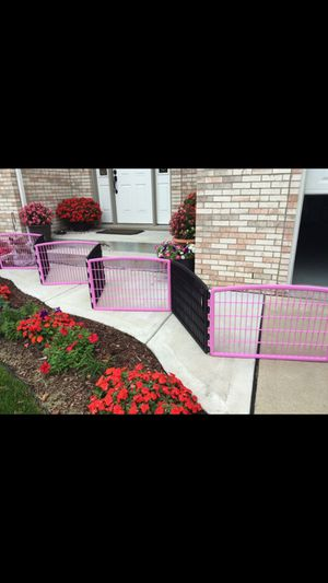 21 ft gate and pen for Sale in Downers Grove, IL