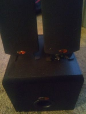 Klipsch THX Promedia 2.1 Surround PC Speakers for Sale in Antioch, CA
