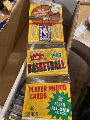 Hoops Fleer lot reserved. for Sale in Indian Trail, NC