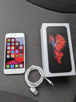 32gb iPhone 6s Unlocked for Sale in Chula Vista, CA