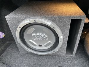 Subwoofer Boss for Sale in Milford, MA