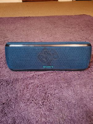 Sony xb-41 Bluetooth speaker for Sale in Anchorage, AK