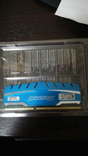 Crucial Ballisttix sport XT 8GB DDR3 for Sale in Redmond, WA