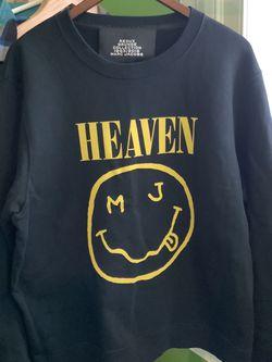 Marc Jacob Sweatshirt Oversized Large for Sale in Washington,  DC